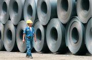 Laba Krakatau Steel Meroket 619,59% di Kuartal II/2021
