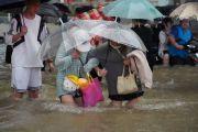 Hujan Terparah dalam Seribu Tahun Picu Banjir China, 100 Ribu Warga Mengungsi