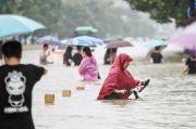 25 Orang Tewas dalam Banjir di China