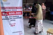 43.155 KPM PKH dan BST dapat Bantuan di Hari Pertama Perpanjangan PPKM