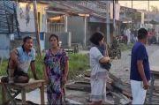 Tangis Pecah di Medan, Gereja Dilempari Molotov Puluhan Kios Dibakar dan Dijarah Pelaku Tawuran