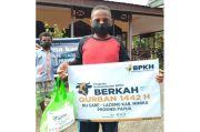 Di Wilayah 3T, BPKH dan NU Care-LAZISNU Salurkan 1.000 Hewan Kurban