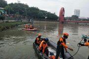 Hari Kedua Pencarian Pria Melompat ke Sungai Cisadane Masih Nihil