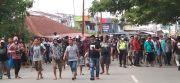 Sorong Memanas, 2 Kelompok Warga Saling Serang dengan Senjata Tajam