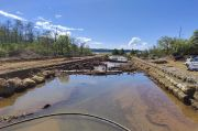 Sedimentasi Akibat Curah Hujan, Antam Lakukan Perbaikan Demi Menjaga Ekosistem Laut Monoropo Haltim