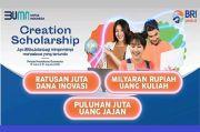 Beasiswa BRI Peduli-Creation 2021 Dibuka, Ini Syarat dan Cara Daftarnya