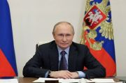 Ucapkan Selamat Idul Adha, Putin Sebut Islam Pemersatu Antaretnis
