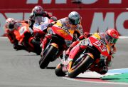 Marc Marquez Ngaku Belum Bisa Tampil Maksimal di MotoGP 2021