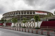 Kursi Kosong dan Tak Ada Kemeriahan di Opening Ceremony Olimpiade Tokyo 2020