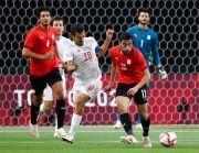 Olimpiade Tokyo 2020: Laga Timnas Mesir U-23 vs Spanyol U-23 Berakhir Tanpa Gol
