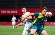 Olimpiade Tokyo 2020: Hujan Kartu Warnai Kekalahan Argentina U-23 dari Australia U-23