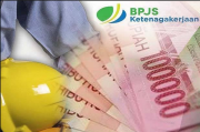 BP Jamsostek Bandung Suci Buka Kanal Pembayaran Iuran Perusahaan Lewat GoPay