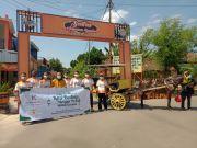 Gerakkan Ratusan Komunitas di 82 Kabupaten dan Kota, Kolaborasi KITA Raih Rekor Muri