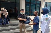 Dampak Pandemi, Sopir Angkot di Salatiga Banting Stir Jadi Kuli Bangunan
