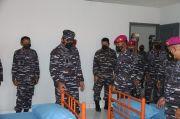 KSAL: Gedung Karang Puncung Marinir Surabaya Jadi RS Darurat Pasien Covid-19