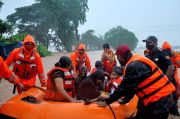 Korban Banjir dan Tanah Longsor di India Meningkat Tajam