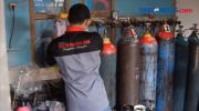 Tabung Berisi Oksigen Palsu Beredar di Tulungagung, Polda Jatim Bergerak Cepat