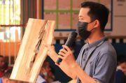 Ratusan Tahanan Narkoba Rutan Makassar Dilatih Membuat Resin Kayu