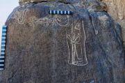 Prasasti Cuneiform Peninggalan Raja Babilonia Ditemukan di Arab Saudi