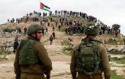 Brutalnya Israel, 146 Demonstran Palestina Terluka dalam Bentrok