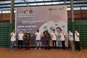 Telkom Regional 7 dan Kodam Hasanuddin Dorong Percepatan Vaksinasi