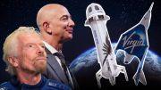 Amerika Tolak Sebut Jeff Bezos dan Richard Branson Astronot