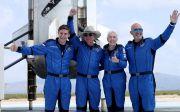 Kasihan, Sudah ke Luar Angkasa tapi Jeff Bezos dan Sir Richard Brandson Belum Dianggap Astronot