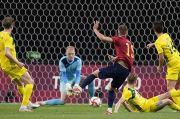 Mikel Oyarzabal Bawa Spanyol U-23 Tekuk Australia