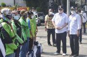Kena Dampak Pandemi, Airlangga Sebut Ojol Adalah Pahlawan