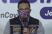 Kasus COVID-19 di DKI Jakarta Turun, Anies: Jangan Cepat Simpulkan Titik Puncak Sudah Lewat