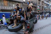 Taliban Tak Terbendung, Pakistan Kerahkan Tentara ke Perbatasan dengan Afghanistan