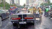 Ford Shelby GT500 Eleanor Terbakar di Pondok Indah, Ini Fakta-fakta Uniknya