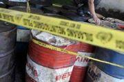 Hendak Diselundupkan ke Timor Leste, 120 Liter BBM Disita Prajurit Yonarmed 6/3 Kostrad