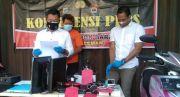 Terlilit Utang, Pria Ini Nekat Curi Barang-barang Pegadaian di Sleman