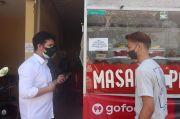 Wagub Emil Hanya Butuh 8 Menit Menghabiskan Seporsi Makanan di Warung