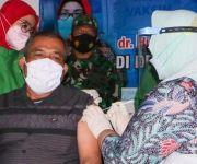 Sempat Tolak Vaksinasi, Kini Kepala Desa Jenar di Sragen Jadi Duta Vaksin