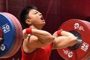 Bonus Rumah Menanti Rahmat Erwin Abdullah Jika Sumbang Medali di Olimpiade Tokyo