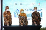 Luncurkan Rumah Kurasi, Khofifah Optimistis Tingkatkan Daya Saing Ekspor UMKM Jatim