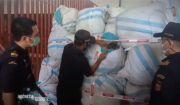 Penangkapan Kapal Penyelundup 783 Bal Pakaian Bekas Ilegal Asal Malaysia, Selengkapnya di Indonesia Border Malam Ini Pukul 21.30 WIB
