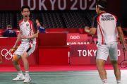 Tekanan Besar Jadi Penyebab Marcus/Kevin Gagal di Olimpiade Tokyo 2020