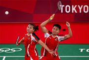 Singkirkan Pasangan China, Greysia/Apriyani Tembus Semifinal Olimpiade!