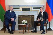 Presiden Balarusia Bilang Tak Ragu Minta Bantuan Tentara Rusia Jika Diperlukan