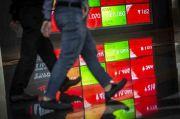 Bursa Sepekan Terakhir Loyo, Aksi Jual Investor Asing Capai Rp1,04 Triliun