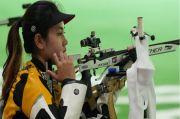 Vidya Rafika Jadikan Olimpiade Tokyo 2020 Ajang Mengukur Kemampuan Menembak