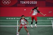Greysia/Apriyani Amankan Gim Pertama vs Duet China