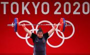 Tempati Urutan Kelima, Lifter Nurul Akmal Gagal Sumbang Medali di Olimpiade Tokyo 2020