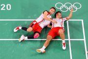 CdM Indonesia Bangga atas Prestasi Greysia/Apriyani di Olimpiade Tokyo 2020