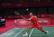 Anthony Ginting Puas Langsung Sabet Perunggu di Olimpiade Perdananya