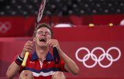 Viktor Axelsen, Kembalinya Kejayaan Tunggal Putra Eropa di Olimpiade
