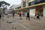 Pasien Covid-19 Menurun, Tenda Darurat di RSUD Bekasi Dibongkar